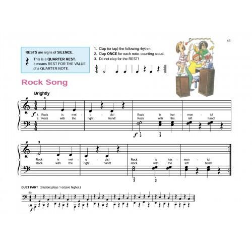 piano lessons book 1 pdf