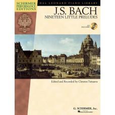 Johann Sebastian Bach – Nineteen Little Preludes